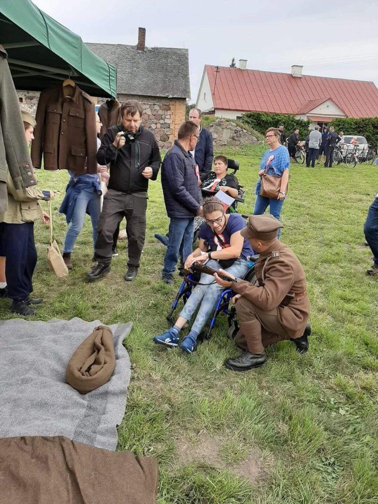 Rekonstrukcja bitwy nad Bzurą Kozłów Szklachecki
