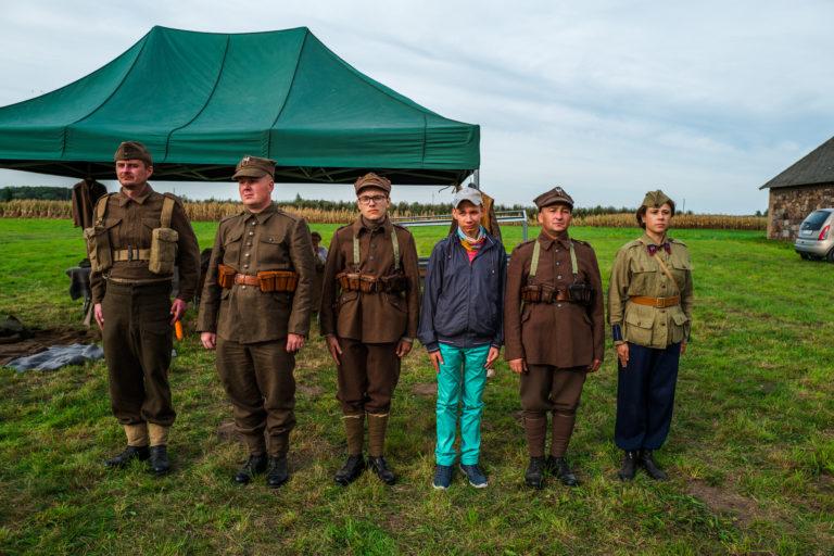 Musztra integracyjna stowarzyszenia im. Jakuba Wojewody