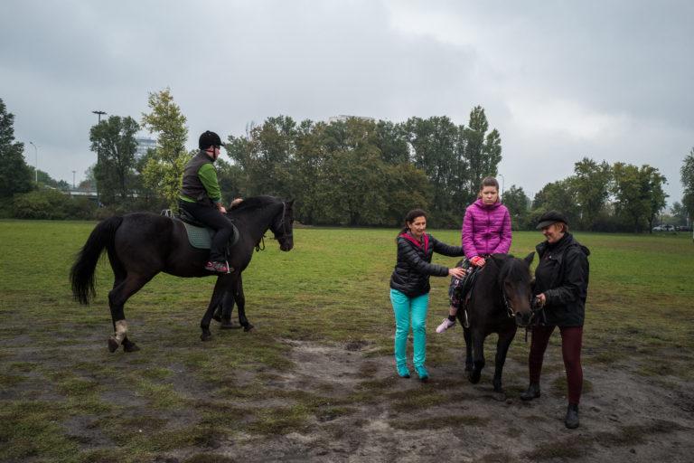 Lekcje historii na koniach
