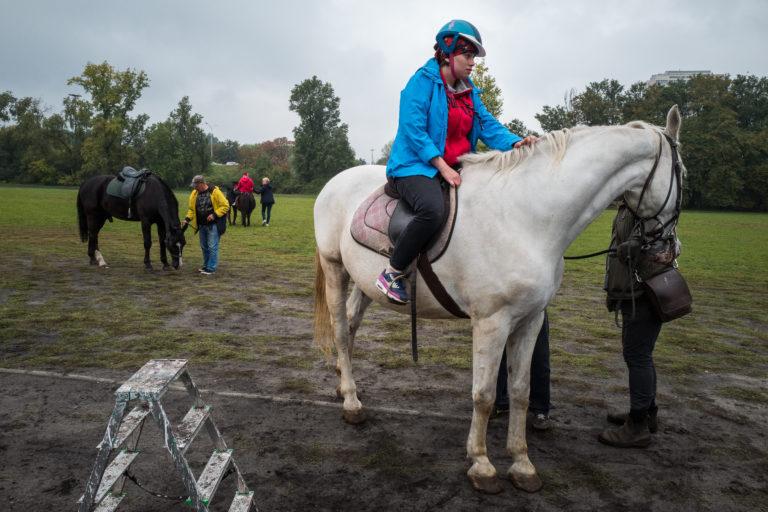 Księżniczka na białym koniu